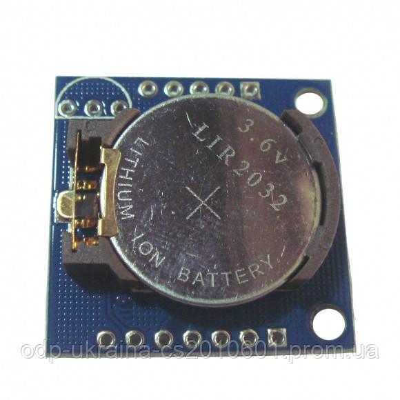 Модуль Часов с батарейкой DS1307 Real Time Clock