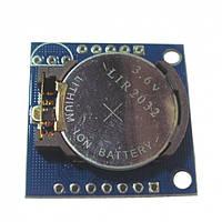 Модуль Часов с батарейкой DS1307 Real Time Clock, фото 1