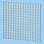 РД 600 решетка вентиляционная белая пласт - 15мм