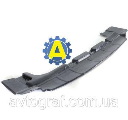 Защита бампера и двигателя на Хьюндай Элантра (Hyundai Elantra)2006-2010
