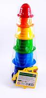 Детская пирамидка Сомбреро 2 (2674)