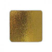 Подложка золото/серебро 300*300 квадратная