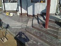 Купить ступени гранитные в Днепре 0201