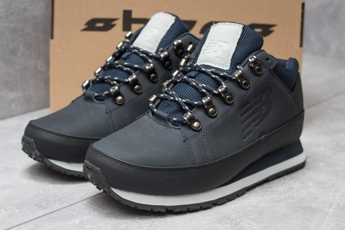 Зимние кроссовки в стиле New Balance 754, темно-синий (30201),  [  41 42 43 44 45 46  ]
