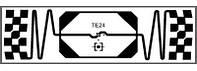 TE24 ApparelTrace -RFID-метки от Trace-Tech ID Solutions для бирок на одежду и пластиковых карт