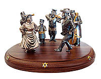 Композиция - Еврейская свадьба