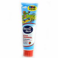 Зубна паста дитяча Dontodent kids до 6 років 100мл