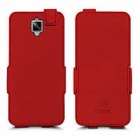 Чехол флип Stenk Prime для OnePlus 3 Красный (53353)