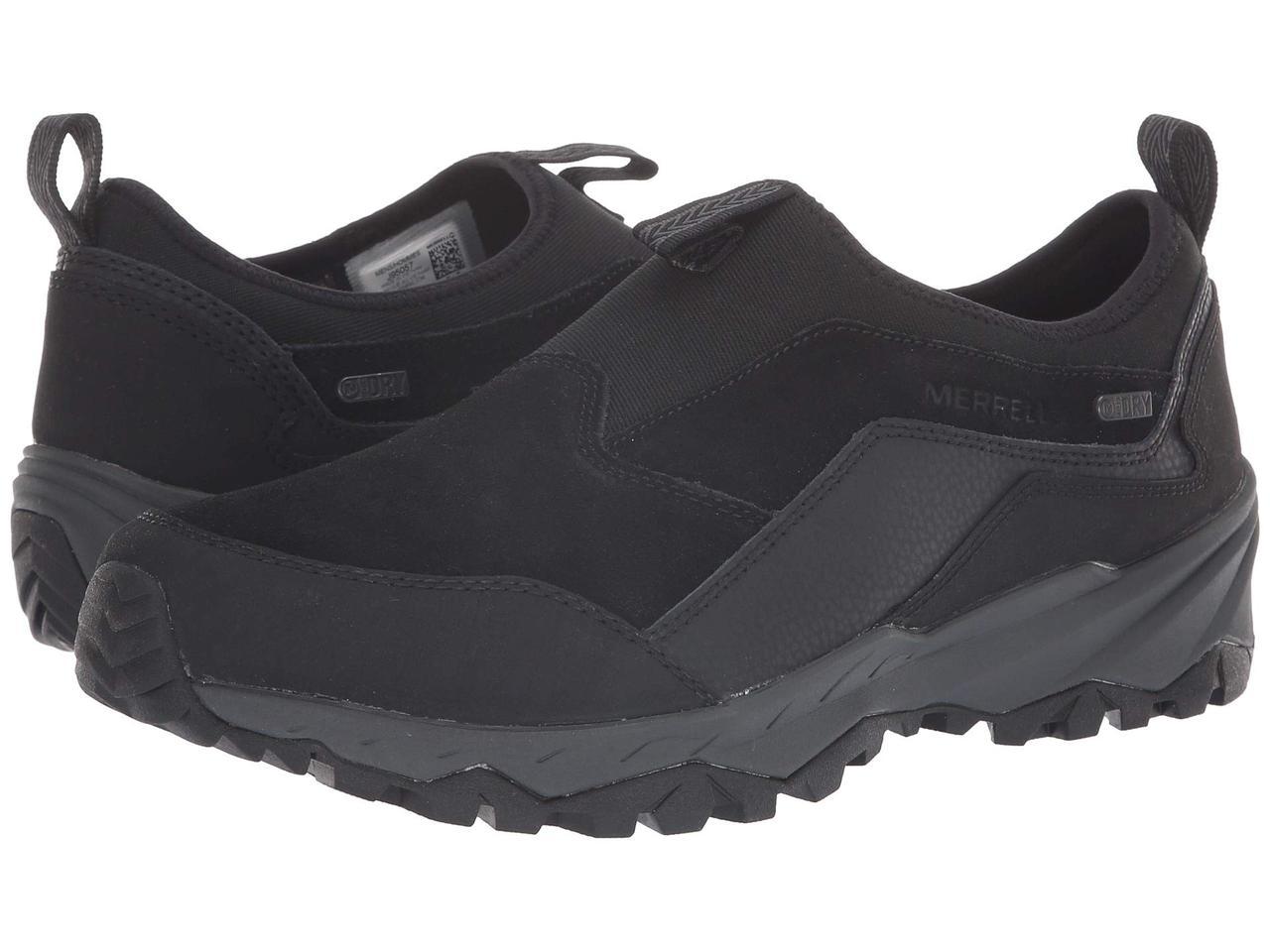 Мокасины (Оригинал) Merrell Icepack Moc Polar Waterproof Black