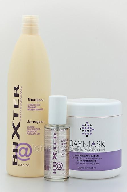 """BAXTER Professional Baxter Набор для ежедневного ухода за волосами """"Блеск и объем"""""""