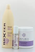 """Baxter Комплекс для ежедневного ухода за волосами """"Блеск и объем"""", Набор"""