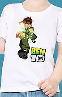 Печать на детских футболках на заказ