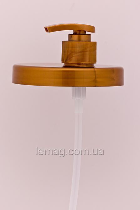Kleral System Semi Di Lino Дозатор на маски 1000 мл, 1 шт.