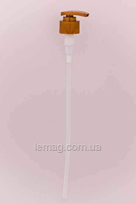 Kleral System Semi Di Lino Дозатор на шампуни 1000 мл, 1 шт.