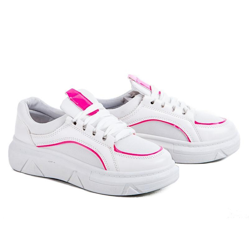 c358ad4f Кроссовки для девочки на шнурках