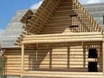 Дома брусовые деревянные Киев Украина