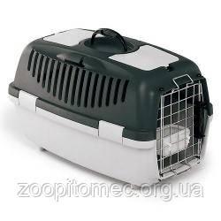 Переноска для собак и кошек Gulliver 3 DELUX IATA StefanPlast, 61*40*38 см
