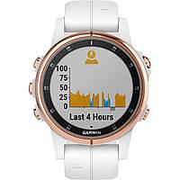 Умные часы Smart Watch Garmin Fenix 5 Plus White, фото 2