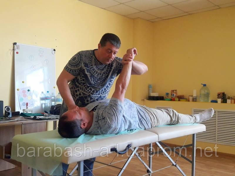 КИНЕЗИОЛОГ. Андрей Барабаш (реабилитация и коррекция физического и психоэмоционального состояния)