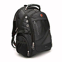 Швейцарский рюкзак swissgear 8810 с usb зарядкой+ подарок