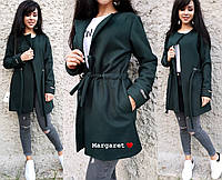 Женское кашемировое пальто-кардиган, фото 1