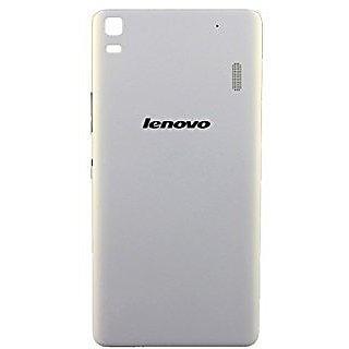 Задня кришка для смартфону Lenovo K3 Note / A7000 білого кольору