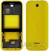 Корпус Nokia 225 Dual Sim Yellow