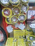 3.4 м2 Тепла підлога кабельна 27м 550Вт In-Therm ADSV20 Fenix (Чехія) під плитку, фото 5