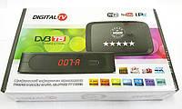 Цифровой тюнер Т2 DigitalTV USB+HDMI с ip-tv и YouTube, фото 1