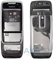 Корпус Nokia E66 Silver