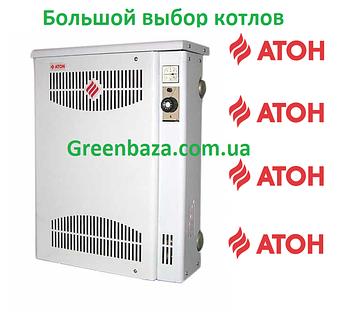 Газовый котёл Атон 12.5ЕВ Двухконтурный Парапетный