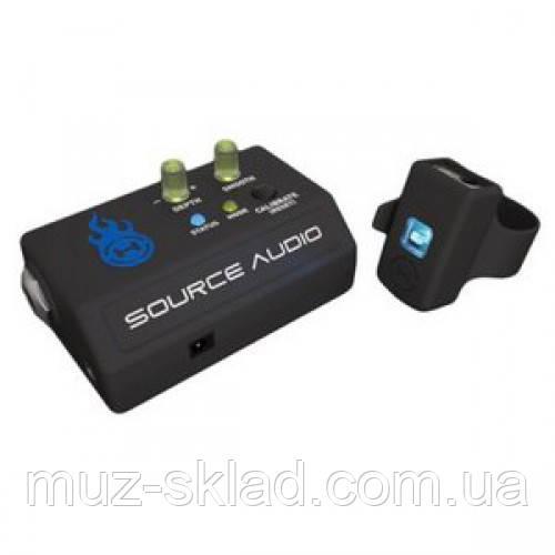 Контроллер для педалей эффектов SOURCE AUDIO SA115 Hot Hand 3 Wireless Effect Controller