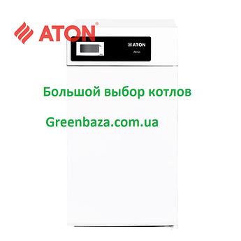 Котёл газовый напольный Аton АОГВМ-25Е Дым.Одноконт.