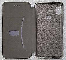 Чохол книжка LEVEL (Kira) Xiaomi Redmi Note 5 / Note 5 Pro black, фото 3