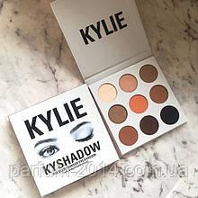 Палетка теней для век Kylie Cosmetics Kyshadow The Bronze Palette (реплика)