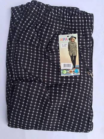 Брюки женские на меху Батал (6 шт), фото 2