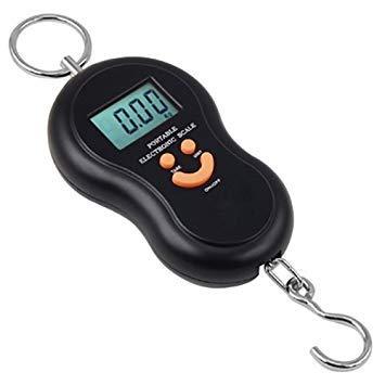 Весы электронные кантер 50кг