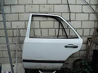 Мерседес124  Дверь задняя левая