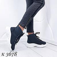 Высокие кроссовки, фото 1