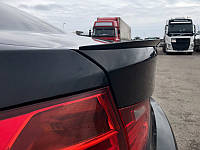 Спойлер (сабля) на крышку багажника BMW 3 F30