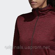Теплая женская толстовка Adidas Transitional DM4402, фото 3