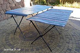 Торговый раскладной стол 3 метра., фото 2