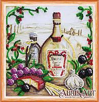 Набор для вышивки бисером ТМ АБрис Арт на натуральном художественном холсте Пряности