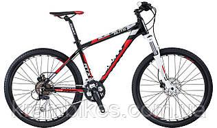 """Велосипед Giant - ATX Elite 1 (2015) (26""""-L) Чёрный/Красный"""
