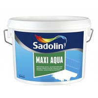 Влагостойкая мелкозернистая легкая шпаклевка SADOLIN MAXI AQUA 0,5 л