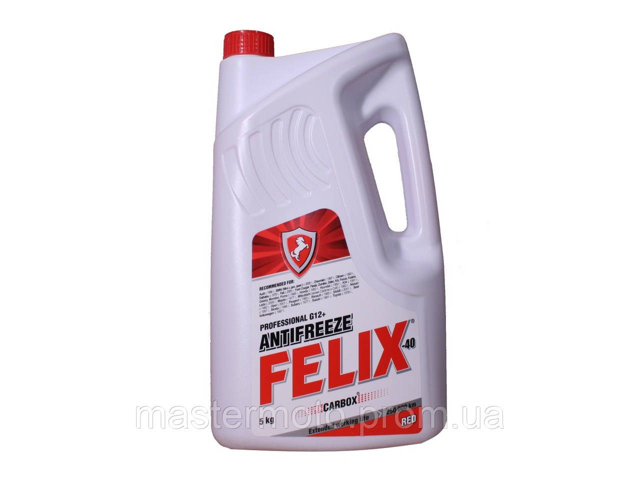 "Антифриз ""FELIX CARBOX G12+"", 5л."