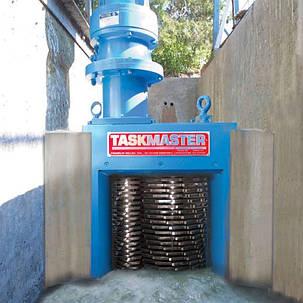 Дробилки сточных вод Франклин Миллер (США)  для: Канализационных Насосных Станций (КНС) и Очистных соор, фото 2