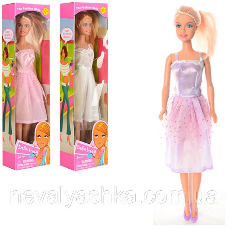 Кукла DEFA Lucy куколка платье, 8091В, 009378