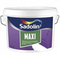 Мелкозернистая шпаклевка SADOLIN MAXI 10 л