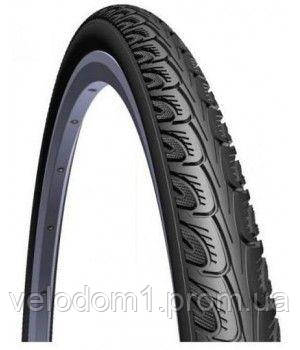Покрышка 24x1 3/8 (37x540) MITAS (RUBENA) HOOK V69 Classic черная для колясок